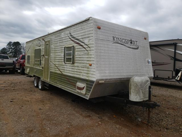 2007 Kingdom Trailer en venta en Longview, TX