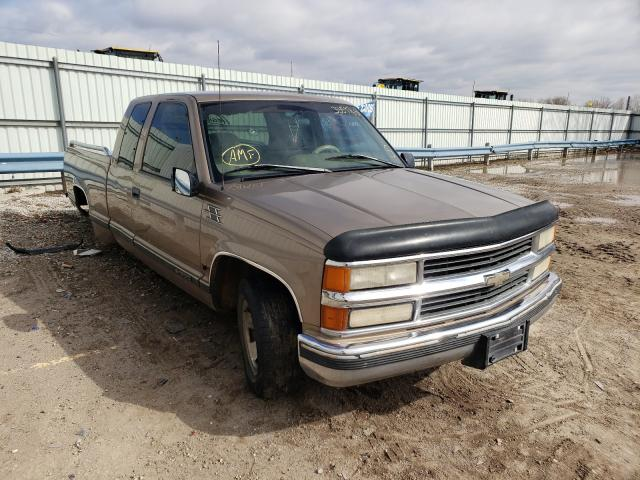Chevrolet salvage cars for sale: 1996 Chevrolet GMT-400 C1