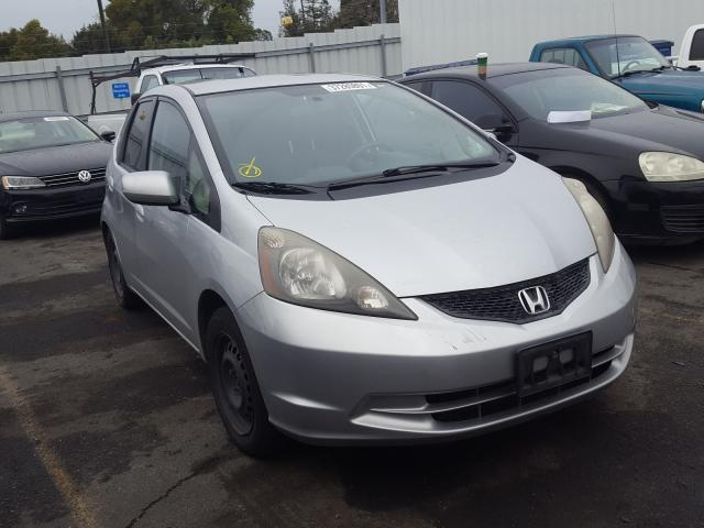Salvage cars for sale from Copart Vallejo, CA: 2012 Honda FIT