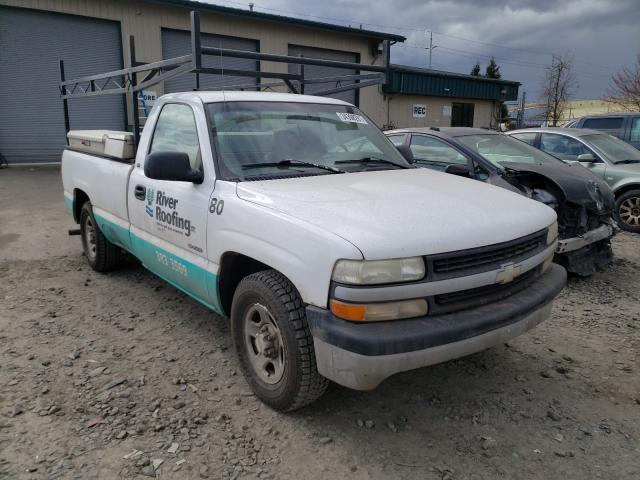 Salvage cars for sale from Copart Eugene, OR: 1999 Chevrolet Silverado