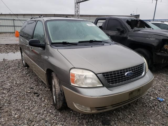 Salvage cars for sale from Copart Columbus, OH: 2004 Ford Freestar L