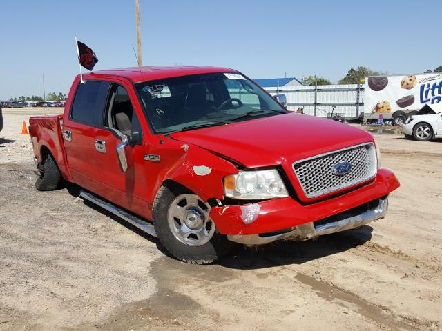 Salvage cars for sale from Copart Newton, AL: 2005 Ford F150 Super