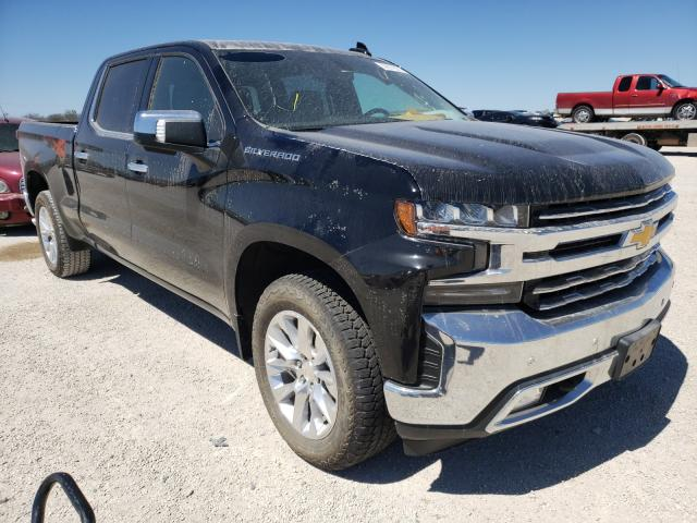 Salvage cars for sale from Copart San Antonio, TX: 2019 Chevrolet Silverado