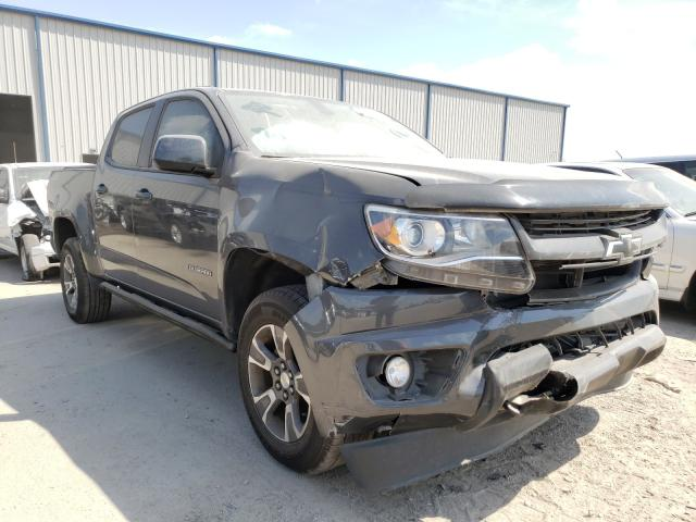 Salvage cars for sale from Copart Apopka, FL: 2016 Chevrolet Colorado Z