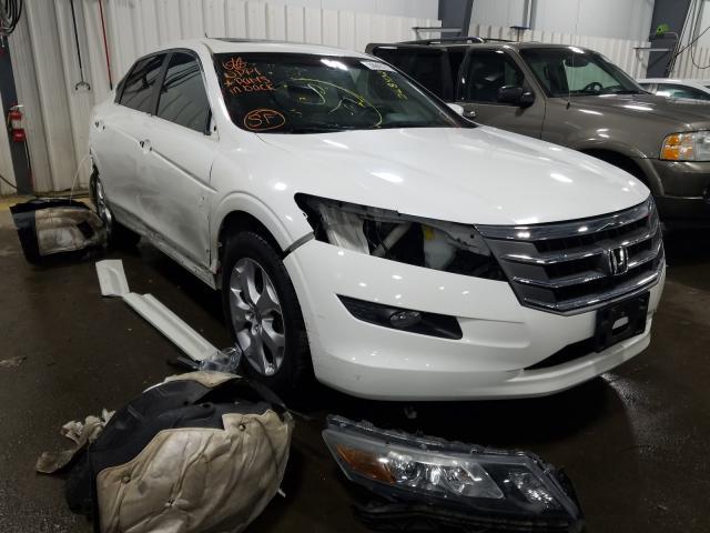 Vehiculos salvage en venta de Copart Ham Lake, MN: 2011 Honda Crosstour