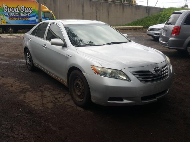 Salvage cars for sale from Copart Kapolei, HI: 2008 Toyota Camry Hybrid