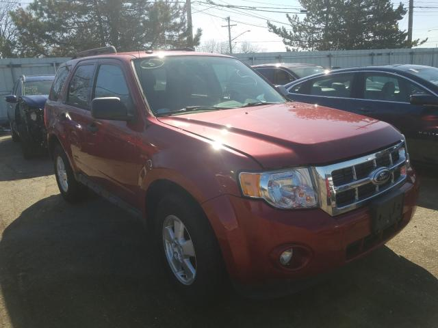 Vehiculos salvage en venta de Copart Moraine, OH: 2012 Ford Escape XLT