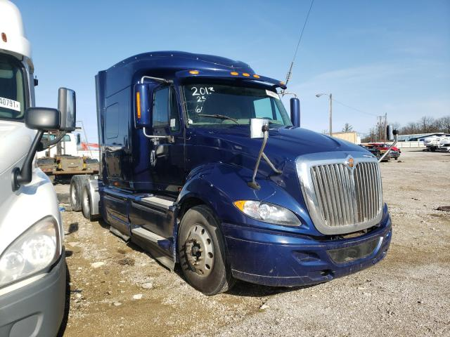 Salvage cars for sale from Copart Lexington, KY: 2012 International Prostar