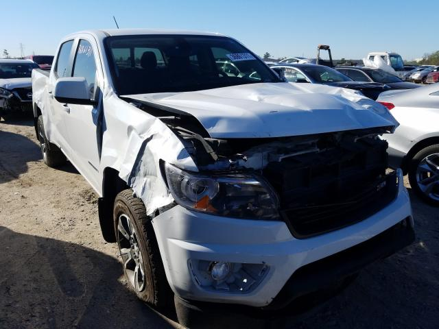 2019 CHEVROLET COLORADO Z 1GCGTDEN5K1254480