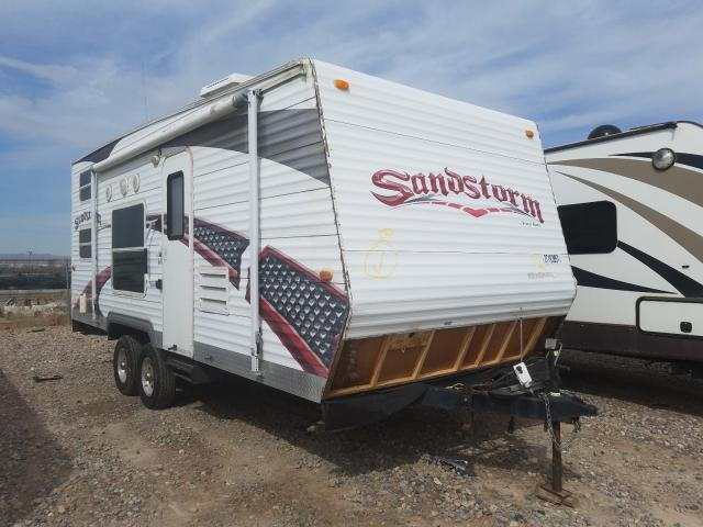 Trailers Vehiculos salvage en venta: 2008 Trailers Sand Piper