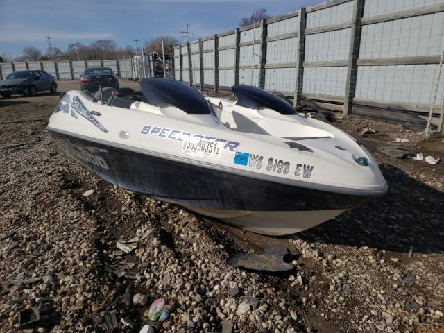 Salvage cars for sale from Copart Cudahy, WI: 2000 Seadoo Boat Only
