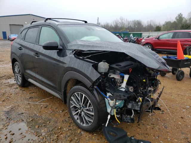 Vehiculos salvage en venta de Copart Memphis, TN: 2021 Hyundai Tucson Limited