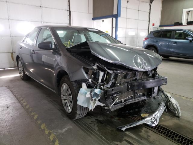 Salvage cars for sale from Copart Pasco, WA: 2013 Toyota Camry L
