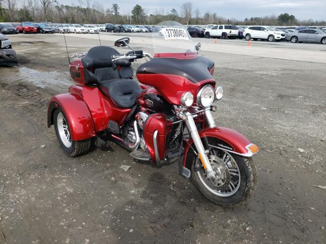 Harley-Davidson Flhtcutg T salvage cars for sale: 2012 Harley-Davidson Flhtcutg T