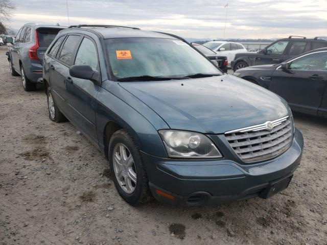 Salvage 2005 CHRYSLER PACIFICA - Small image. Lot 37040021