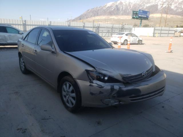 Salvage cars for sale from Copart Farr West, UT: 2003 Toyota Camry LE