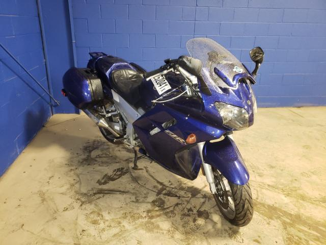 Salvage cars for sale from Copart Chalfont, PA: 2005 Yamaha FJR1300
