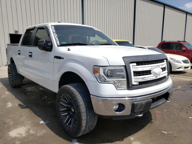 Salvage 2014 FORD F-150 - Small image. Lot 37183431