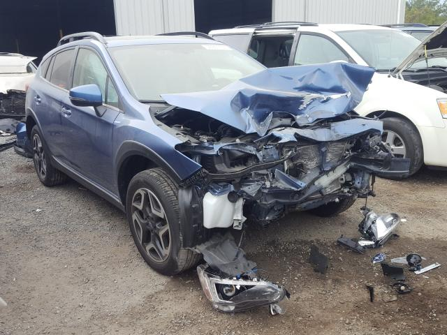 Salvage cars for sale from Copart Jacksonville, FL: 2019 Subaru Crosstrek
