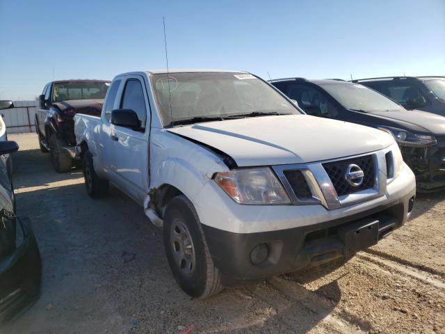 Salvage cars for sale from Copart Temple, TX: 2014 Nissan Frontier S