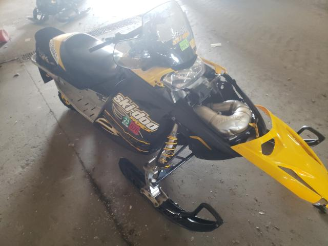 Salvage cars for sale from Copart Woodhaven, MI: 2007 Skidoo MXZ 800
