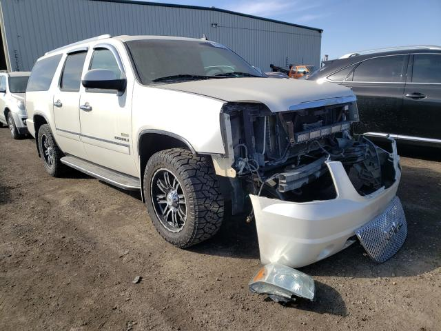 Salvage cars for sale from Copart Rocky View County, AB: 2013 GMC Yukon XL D