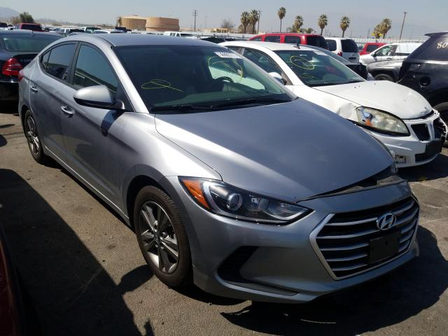 Salvage cars for sale from Copart Colton, CA: 2017 Hyundai Elantra SE