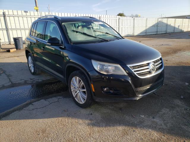 Salvage cars for sale from Copart Lexington, KY: 2009 Volkswagen Tiguan S