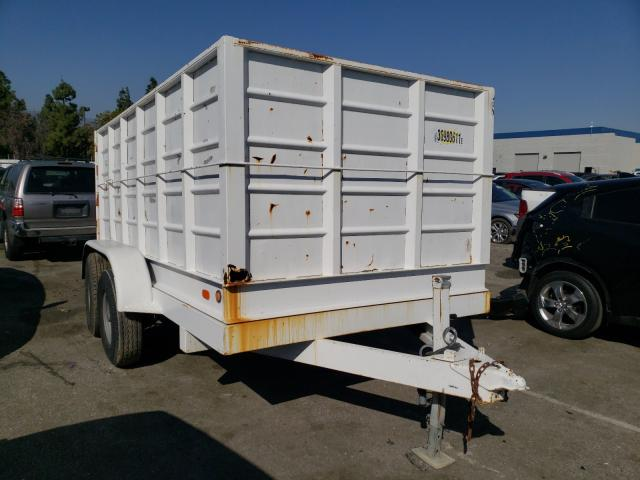 Cargo salvage cars for sale: 2004 Cargo Trailer