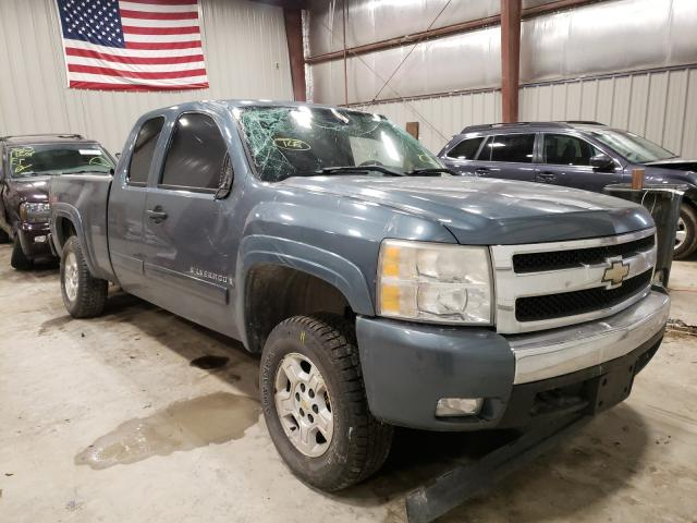 Salvage cars for sale from Copart Appleton, WI: 2007 Chevrolet Silverado