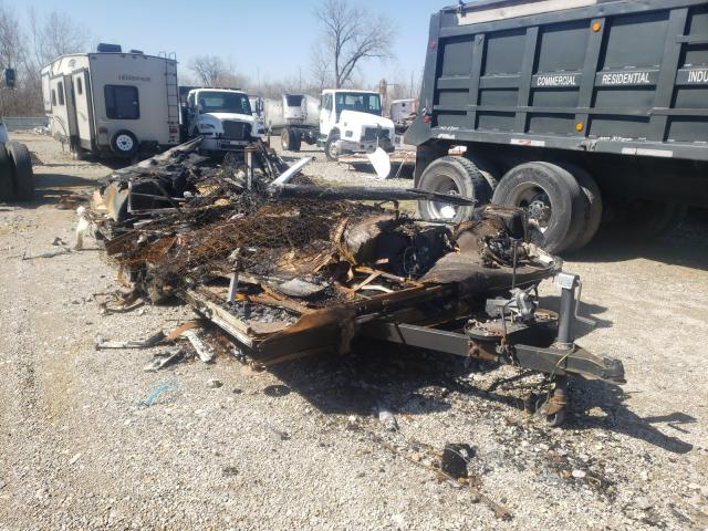 Rockwood salvage cars for sale: 2008 Rockwood Trailer
