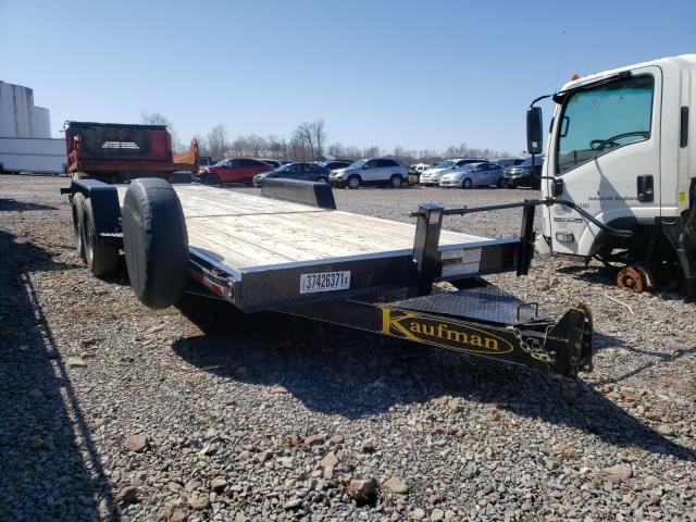Salvage cars for sale from Copart Central Square, NY: 2019 Kaufman Trailer