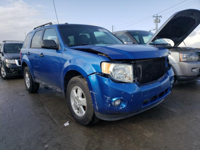 2011 FORD ESCAPE XLT 1FMCU0D71BKB54342