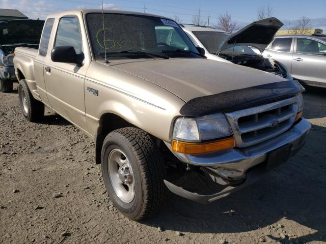 Salvage cars for sale from Copart Eugene, OR: 2000 Ford Ranger SUP