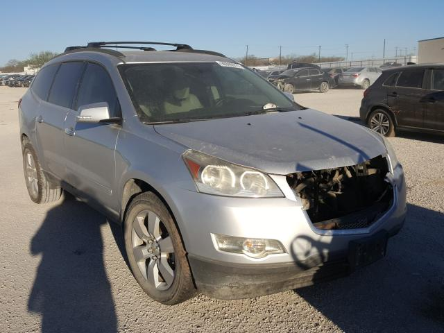 Salvage cars for sale from Copart San Antonio, TX: 2012 Chevrolet Traverse L