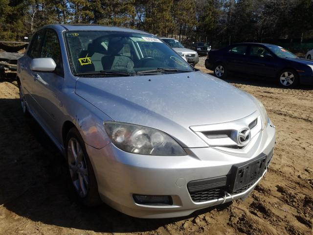 Mazda 3 salvage cars for sale: 2007 Mazda 3