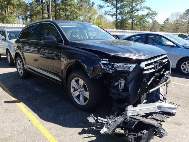 Salvage cars for sale from Copart Eight Mile, AL: 2019 Audi Q7 Premium