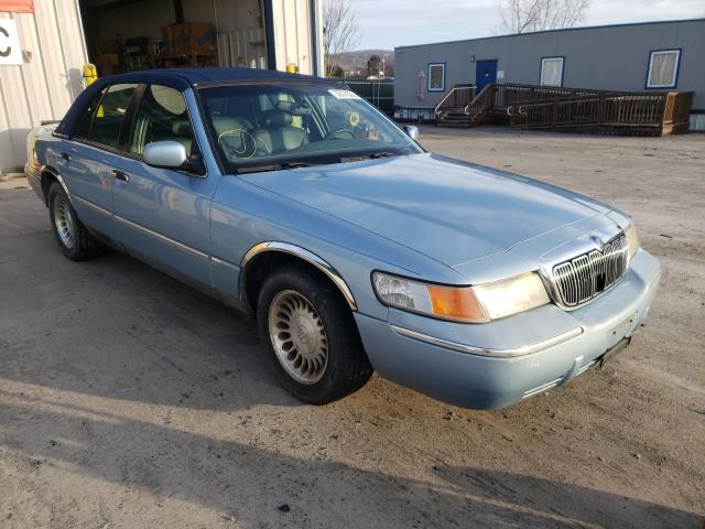 Mercury salvage cars for sale: 2001 Mercury Marquis