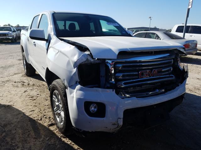GMC salvage cars for sale: 2020 GMC Canyon SLE