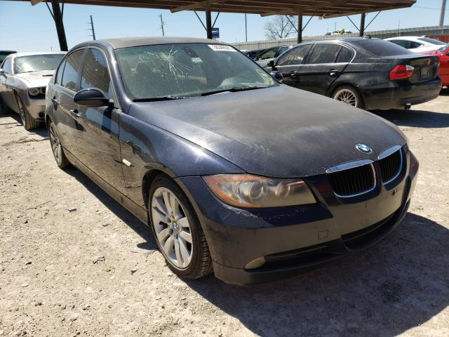 Salvage cars for sale from Copart Temple, TX: 2006 BMW 325 I