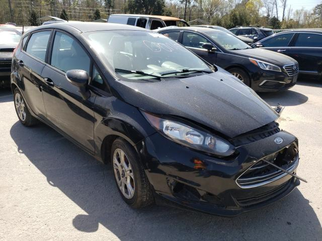 Salvage 2016 FORD FIESTA - Small image. Lot 37318891
