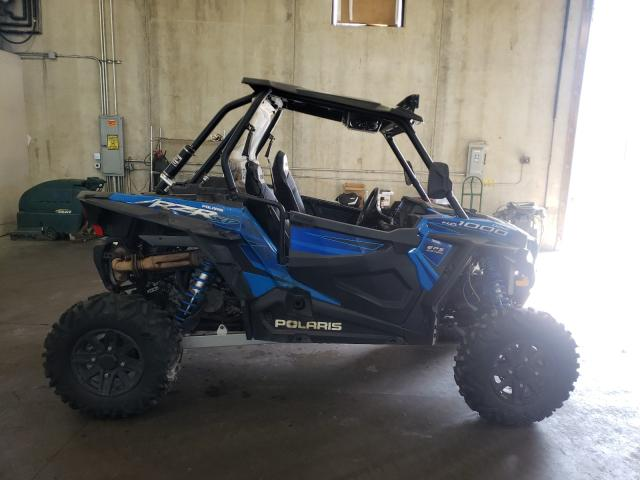 Salvage cars for sale from Copart Ham Lake, MN: 2015 Polaris RZR XP 100