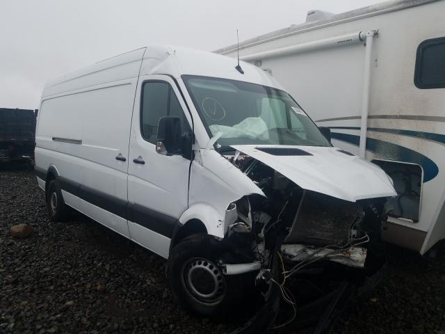 Mercedes-Benz Sprinter 2 Vehiculos salvage en venta: 2018 Mercedes-Benz Sprinter 2