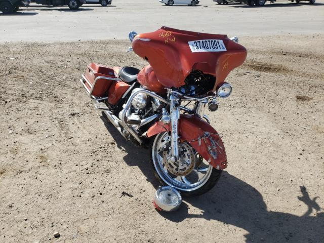 Salvage cars for sale from Copart Nampa, ID: 2012 Harley-Davidson Flhtp Police