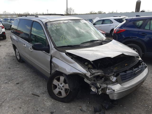 Salvage cars for sale from Copart Montgomery, AL: 2005 Ford Freestar S