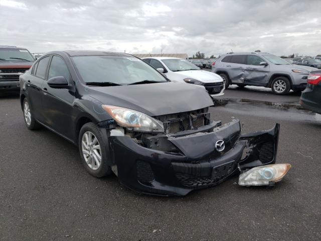 Vehiculos salvage en venta de Copart Sacramento, CA: 2012 Mazda 3 I