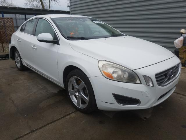 Salvage cars for sale from Copart Sacramento, CA: 2012 Volvo S60 T5