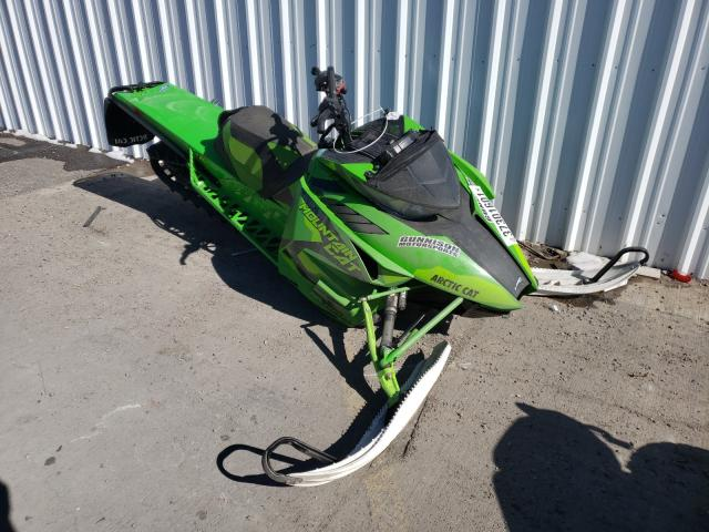 Arctic Cat salvage cars for sale: 2017 Arctic Cat Snowmobile