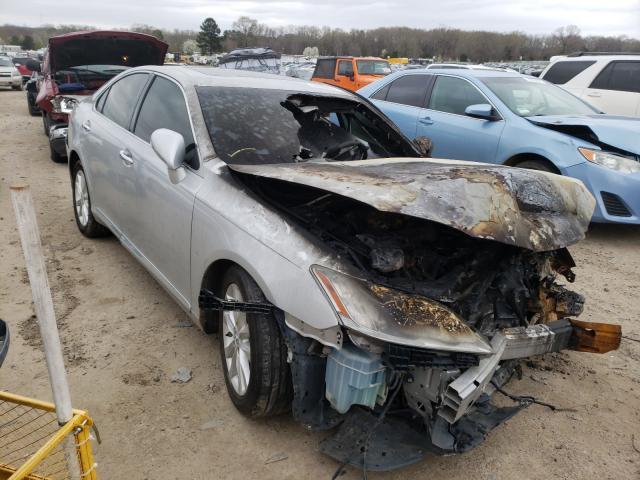 Lexus ES 350 salvage cars for sale: 2010 Lexus ES 350