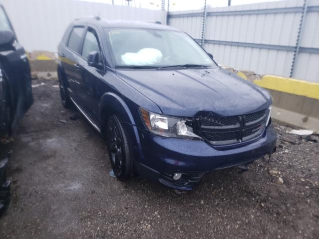 Vehiculos salvage en venta de Copart Chicago Heights, IL: 2020 Dodge Journey CR